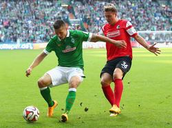 Marnon Busch (l.) geht leihweise nach München