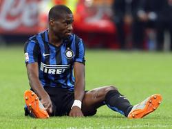 Geoffrey Kondogbia glaubt an die Titelchance von Inter