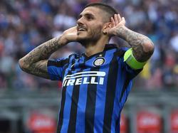 Icardi ya lleva 6 goles este curso con el Inter. (Foto: Getty)