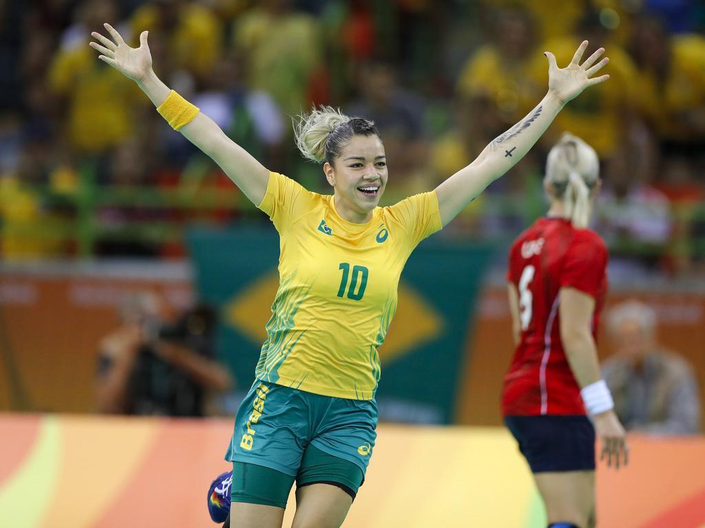 Brasilien gewinnt den Turnierauftakt 31:28