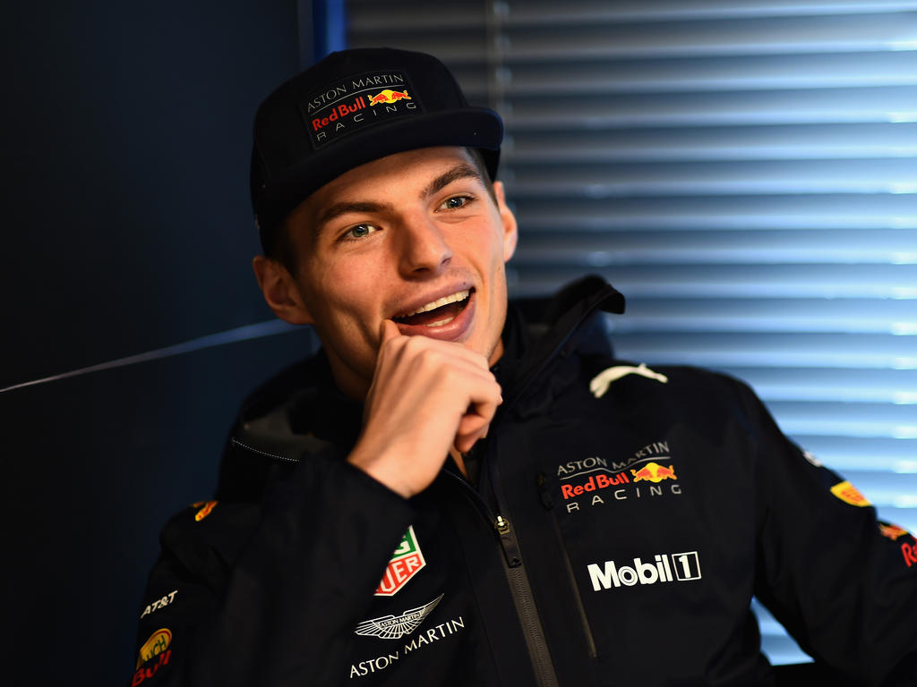 Max Verstappen zufrieden mit Test von Red Bull