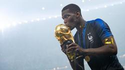 Weltmeister Paul Pogba wird offenbar vom FC Barcelona umworben