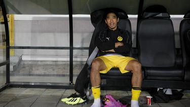 Shinji Kagawa hat beim BVB wohl keine Zukunft mehr