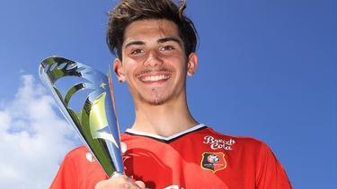Lucas Da Cunha soll ein Angebot des BVB vorliegen haben (Quelle: Instagram)
