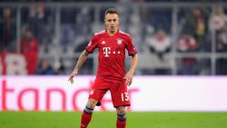 Rafinha spielt seit 2011 für den FC Bayern