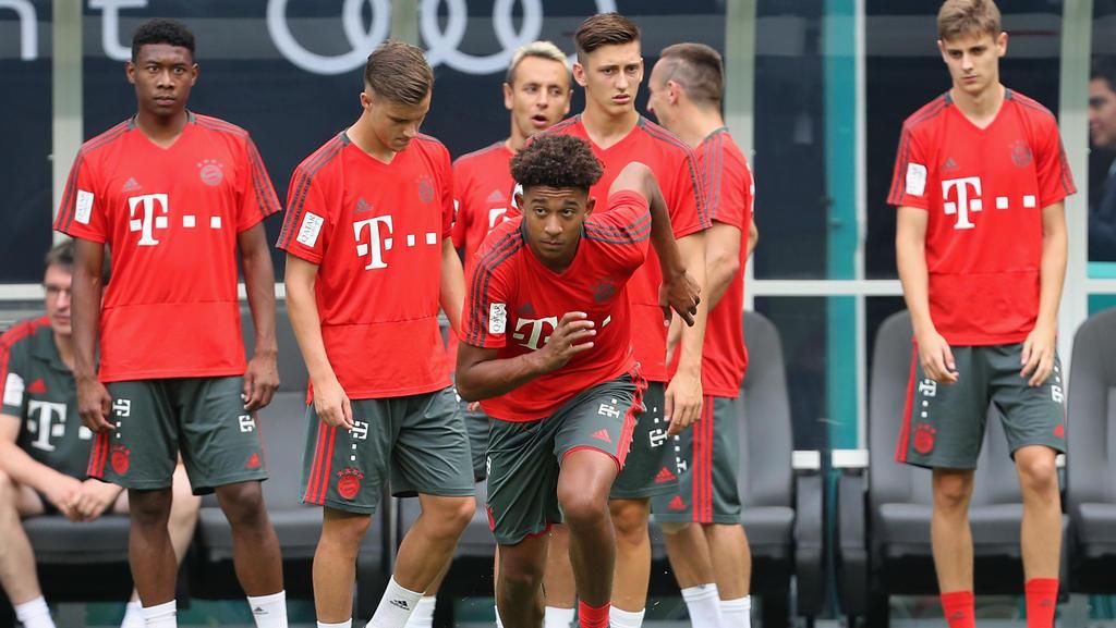 Hat der FC Bayern bei Chris Richards Nägel mit Köpfen gemacht?