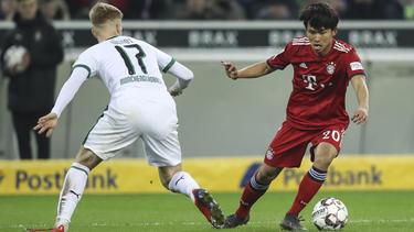 Woo-Yeong Jeong (r.) hat das Interesse mehrerer Bundesligisten geweckt