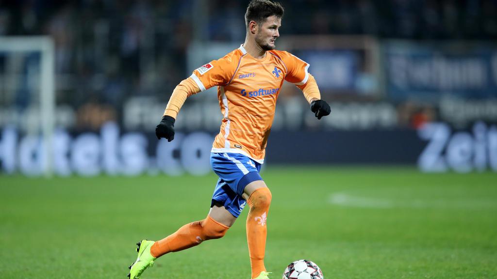 Marcel Heller avancierte zum Matchwinner für den SV Darmstadt