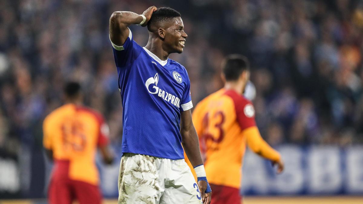 Der FC Schalke hofft auf den Einsatz von Breel Embolo