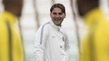 Trainer Gerardo Seoane bleibt bei den Young Boys Bern