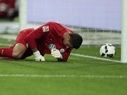 Koen Casteels bleibt die Nummer zwei beim VfL Wolfsburg