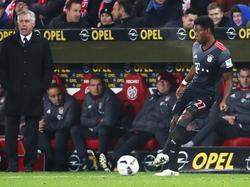 FCB-Coach Carlo Ancelotti stellte das System um