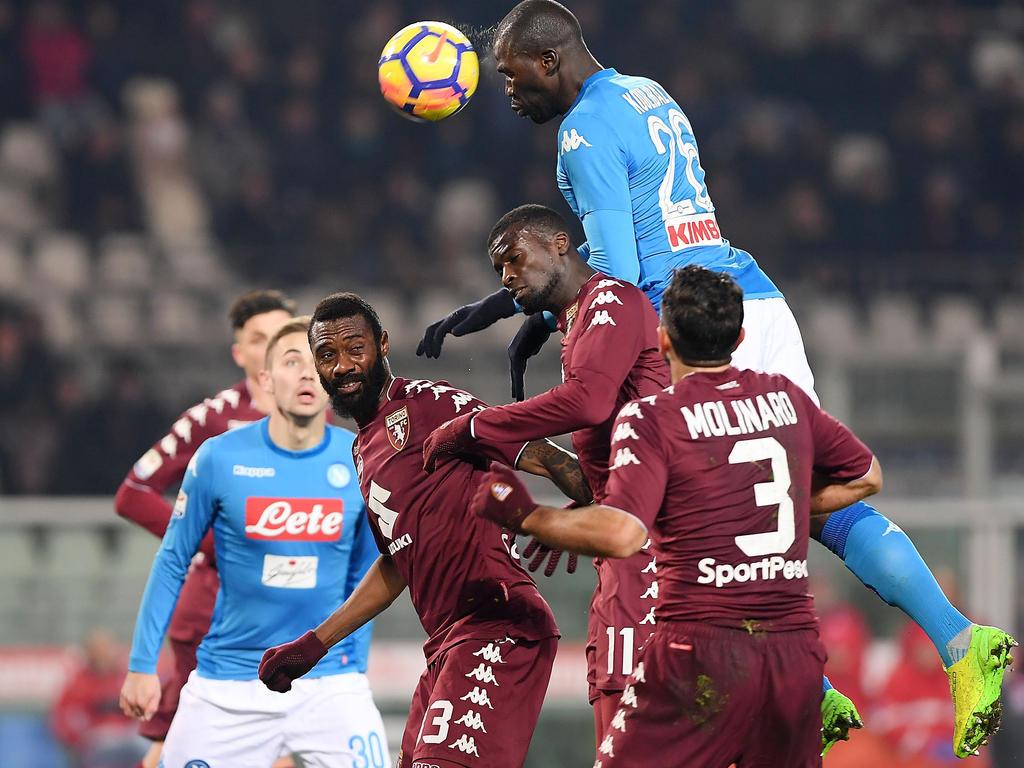 Neapel ist in der Serie A weiter nicht aufzuhalten