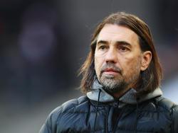 Martin Schmidt rechnet mit offensiv agierenden Dortmundern