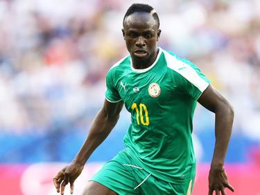 Mané es el líder de su selección.