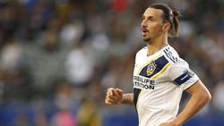 Zlatan Ibrahimovic denkt noch nicht an Rücktritt
