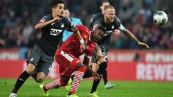 In einer umkämpften Partie ging der 1. FC Köln erneut leer aus