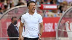 Niko Kovac hat mit Monaco die Champions League verpasst