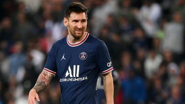 Lionel Messi wird PSG verletzungsbedingt fehlen