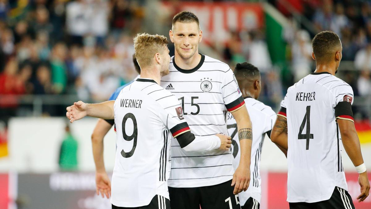 Timo Werner und Niklas Süle stehen bei Newcastle auf dem Wunschzettel