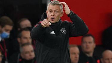 Will bei Manchester United nicht zurücktreten: Ole Gunnar Solskjaer