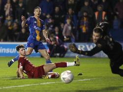 Liverpool muss ins Wiederholungsspiel