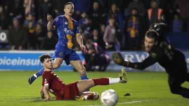Shrewsbury Town ärgerte den FC Liverpool