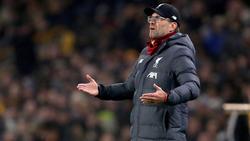 Jürgen Klopp will mit dem FC Liverpool ein Zeichen setzen