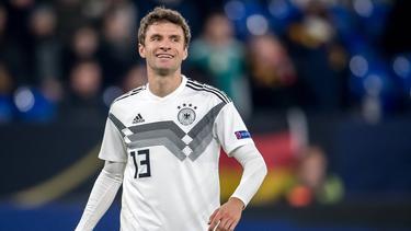 Wird Thomas Müller 2021 wieder im Trikot der Nationalmannschaft auflaufen?