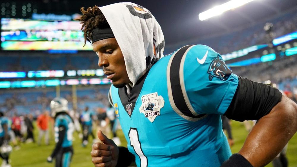 Verlässt die Panthers nach neun Jahren: Cam Newton
