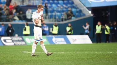 Maximilian Philipp spielte zwei Jahre beim BVB