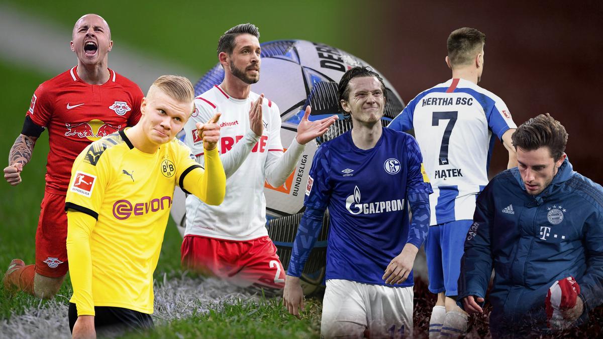 Schalke Wintertransfers