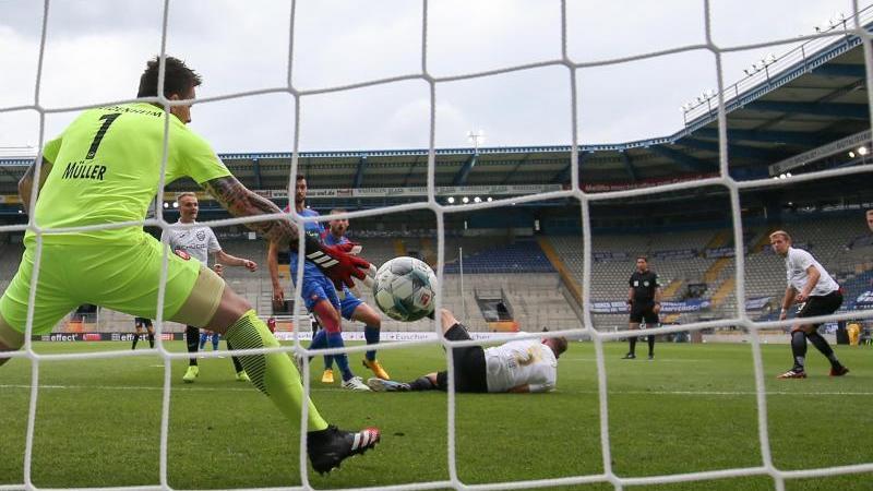 1. FC Heidenheim in der Relegation