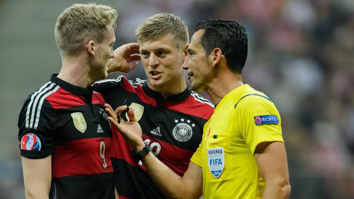 Toni Kroos kann die Kritik von André Schürrle nachvollziehen