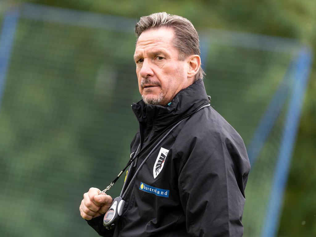 Werner Gregoritsch gibt nach Herzinfarkt Comeback auf der Trainerbank