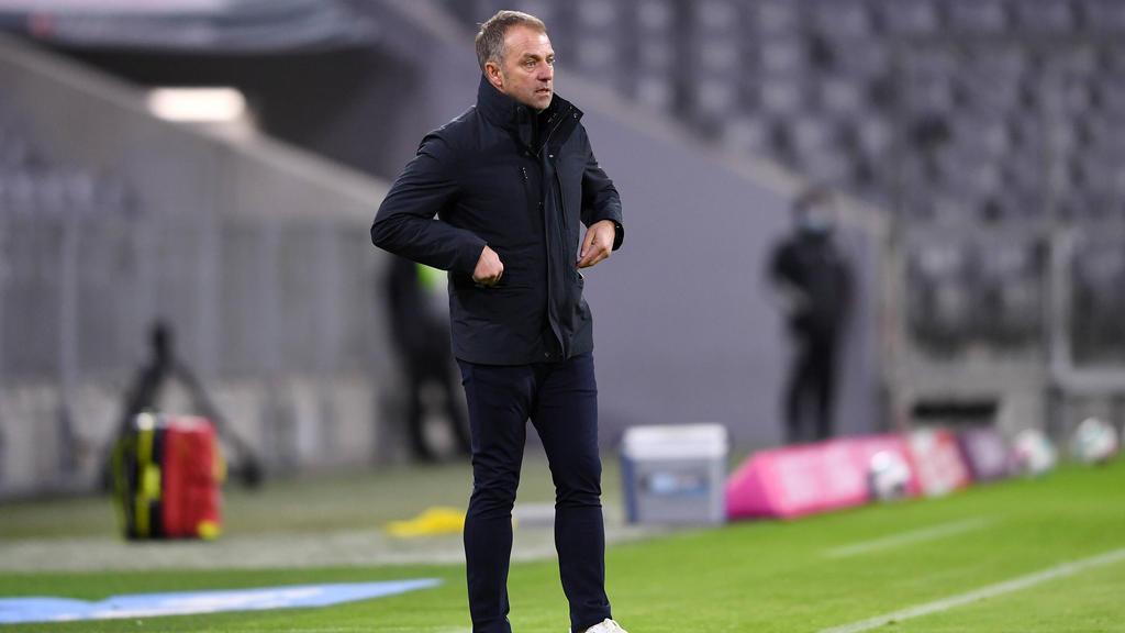 Hansi Flick muss beim FC Bayern umbauen