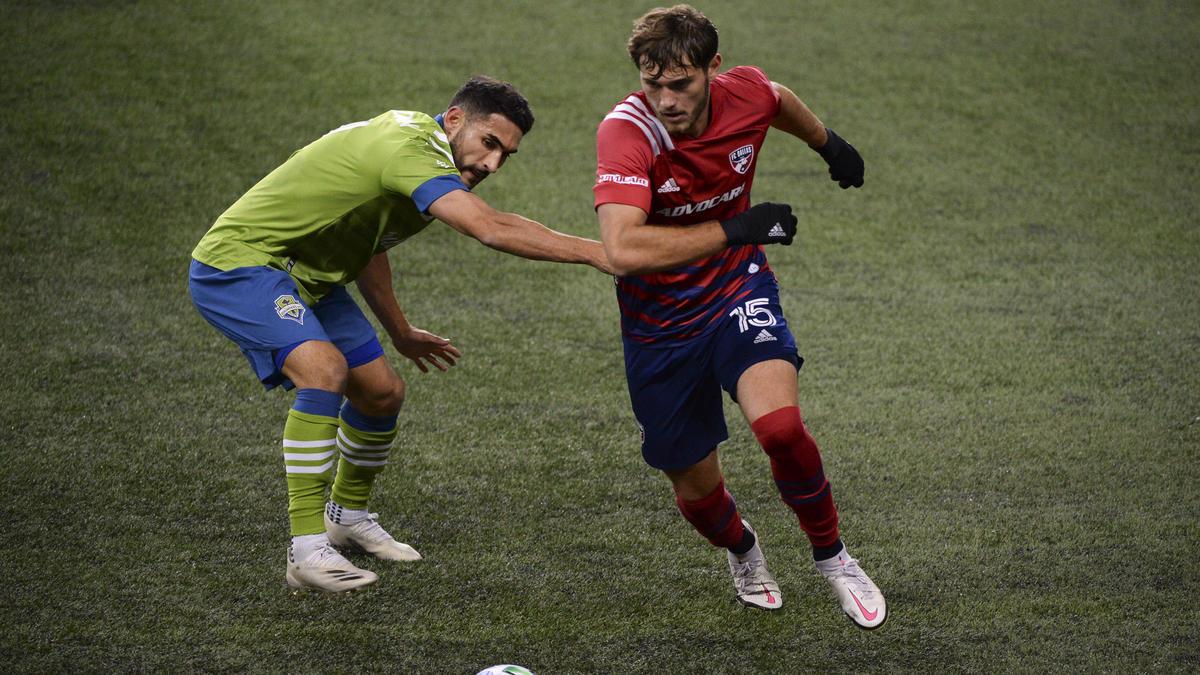 Tanner Tessmann steht vor einem Wechsel zum FC Bayern