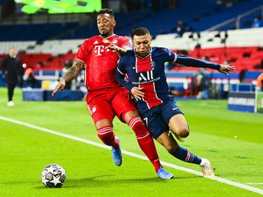 Die Bayern schieden gegen PSG aus