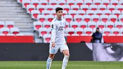 Leonardo Balerdi ist vom BVB an Olympique Marseille ausgeliehen