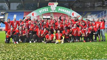 Tschechisches Double für Slavia Prag