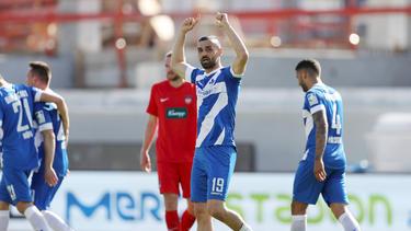 Dursun erzielte vier Tore gegen Heidenheim
