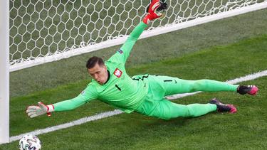 Wojciech Szczesny sah beim 0:1 nicht gut aus