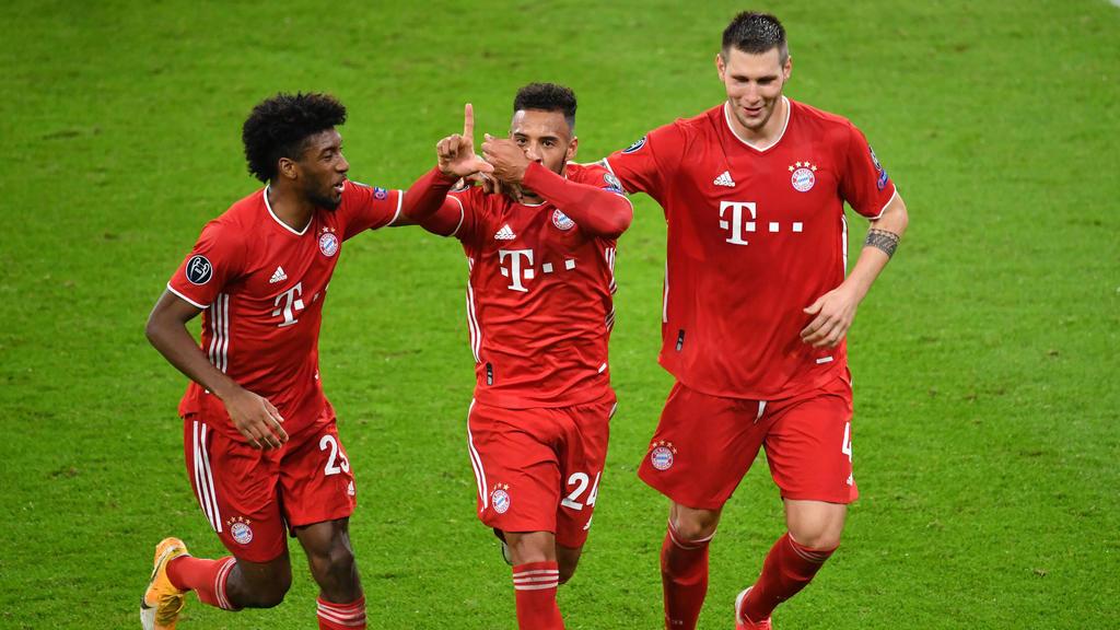 Coman, Tolisso und Süle dürfen den FC Bayern verlassen