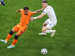 Niederlande gegen Tschechien