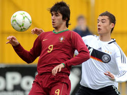 U17-Qual '08: Deutschland vs Portugal