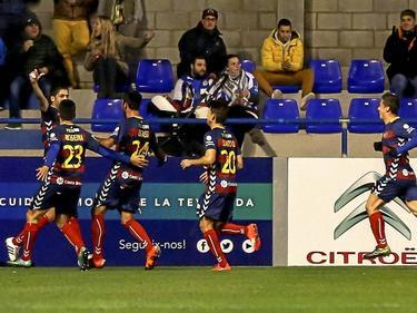 El conjunto catalán es vigésimo con 33 unidades y está en zona de descenso. (Foto: Imago)