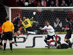Bolat köpft Lüttich in die Europa League