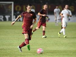 Alessio Romagnoli dejará de vestir la camiseta de la Roma para llevar la del Milan. (Foto: Getty)