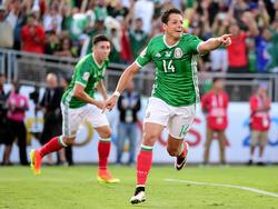 Chicharito ballert Mexiko ins Viertelfinale der Copa América