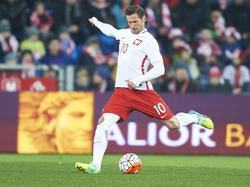 Grzegorz Krychowiak will mit Polen Großes erreichen